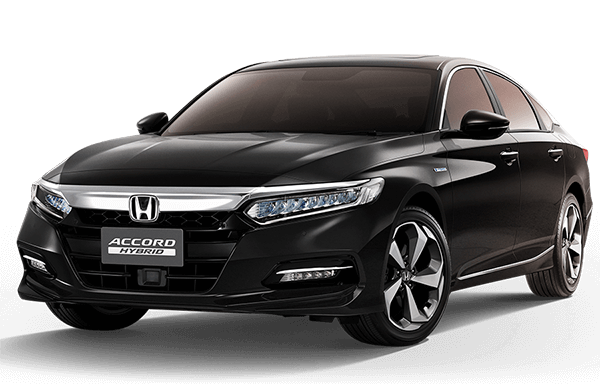 Honda Accord Hybrid Tech