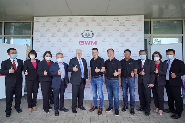 เกรท วอลล์ มอเตอร์ เปิดโรงงานผลิตรถยนต์แห่งใหม่ในอีอีซี