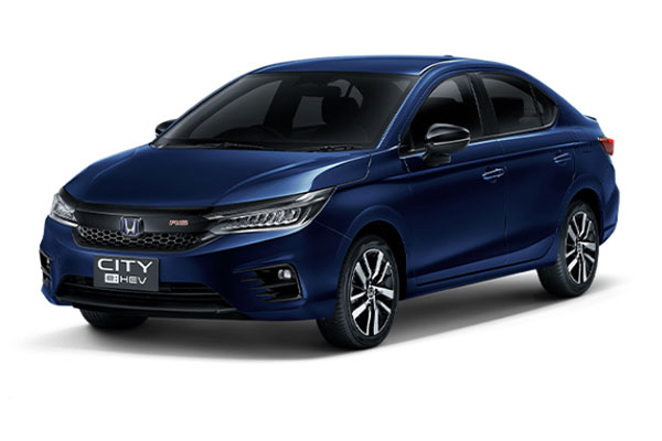 New Honda City e:HEV RS