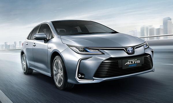 Toyota Corolla Altis HV