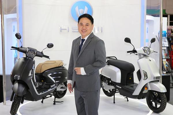 เอช เซม ขนทัพยานยนต์ไฟฟ้าร่วม Motor Expo 2020