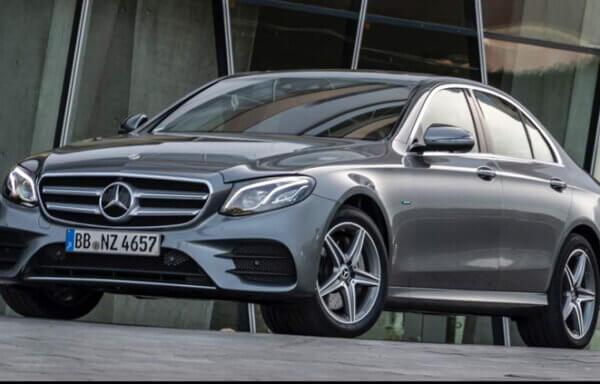 Mercedes-Benz E300e Avantgarde