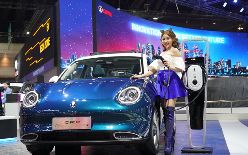 GWM ประกาศดันไทยเป็นศูนย์กลางผลิตรถยนต์ไฟฟ้าอาเซียน